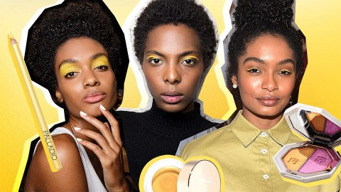 The Brightest Yellow Makeup Inspo for Brown Skin | StyleCaster