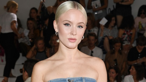 Zara Larsson Looks Unrecognizable with Her New White Hair | StyleCaster