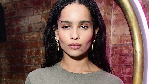 Zoë Kravitz Had the Best Response to Someone Who Asked if She Got Lip Fillers | StyleCaster