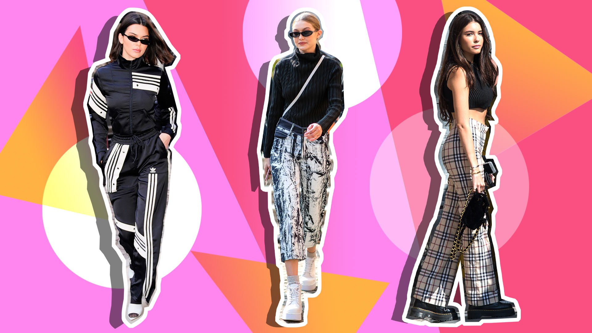 Celebs in '90s Fashion