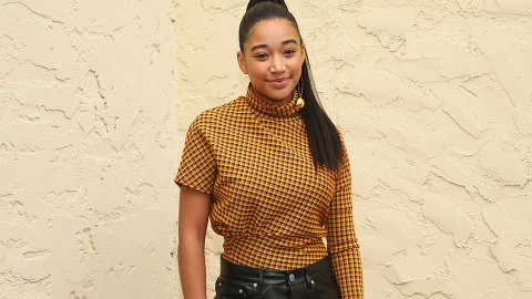 The Coolest Part of Amandla Stenberg's Latest Beauty Look | StyleCaster