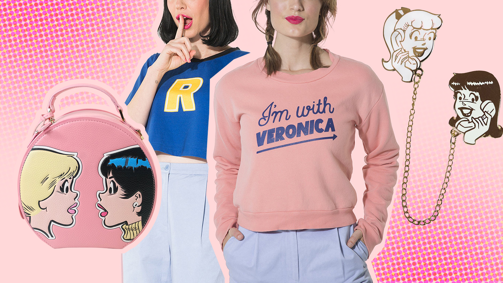Have You Shopped the Betty and Veronica Collection Yet?