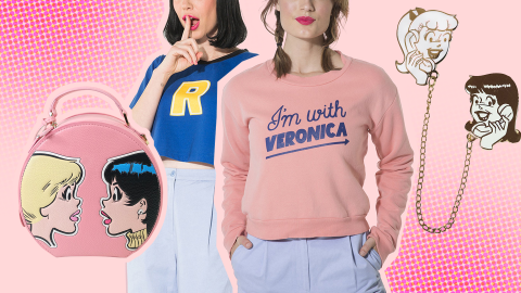 Have You Shopped the Betty and Veronica Collection Yet? | StyleCaster