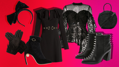 101 Next-Level Black Pieces to Shop, Because It's October | StyleCaster