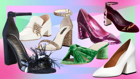 Block Heels to Shop (Because Everyone Should Own a Pair of Block Heels) | StyleCaster