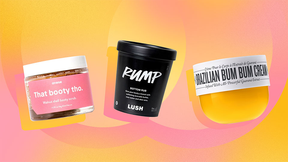 12 Buzzy Beauty Products Made Just for Your Backside