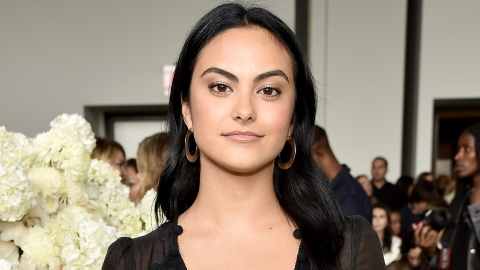 How Rihanna Helped Camila Mendes Overcome Her Bulimia | StyleCaster