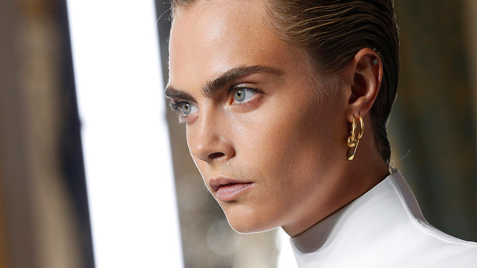 The Unlikely Place That Inspired Cara Delevingne's New Ink