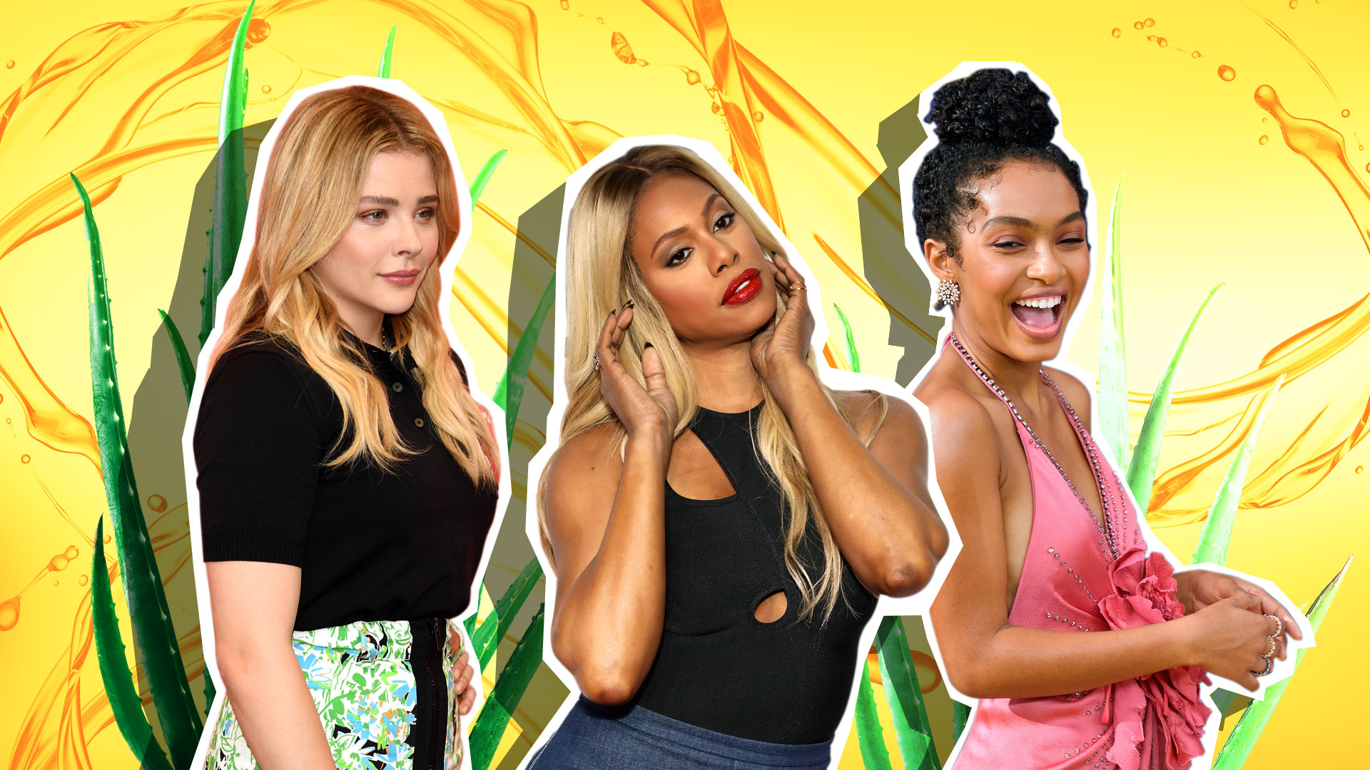 Celebs' Unconventional Face Washes