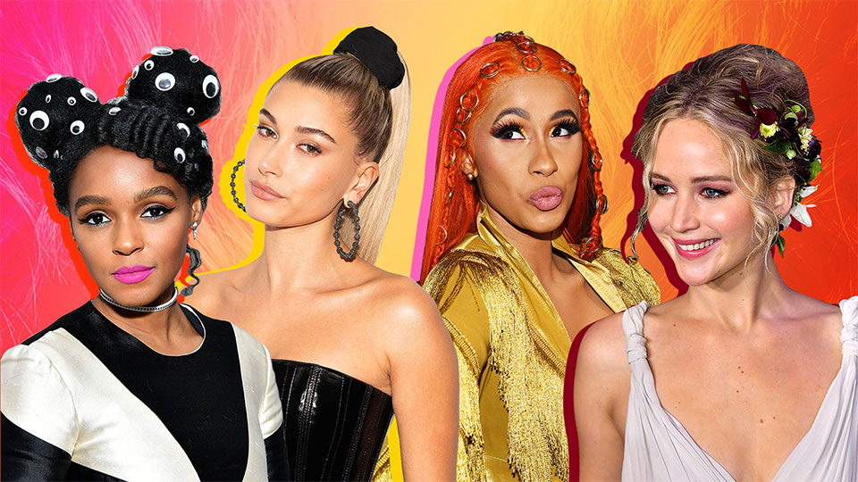 36 Celebrity-Approved Ways to Accessorize Your Hair