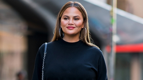 Chrissy Teigen Ended Someone for Calling Her Magazine Cover 'Awful'   StyleCaster