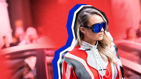 The Colorful Glasses That Aren't Just a Fashion Statement | StyleCaster