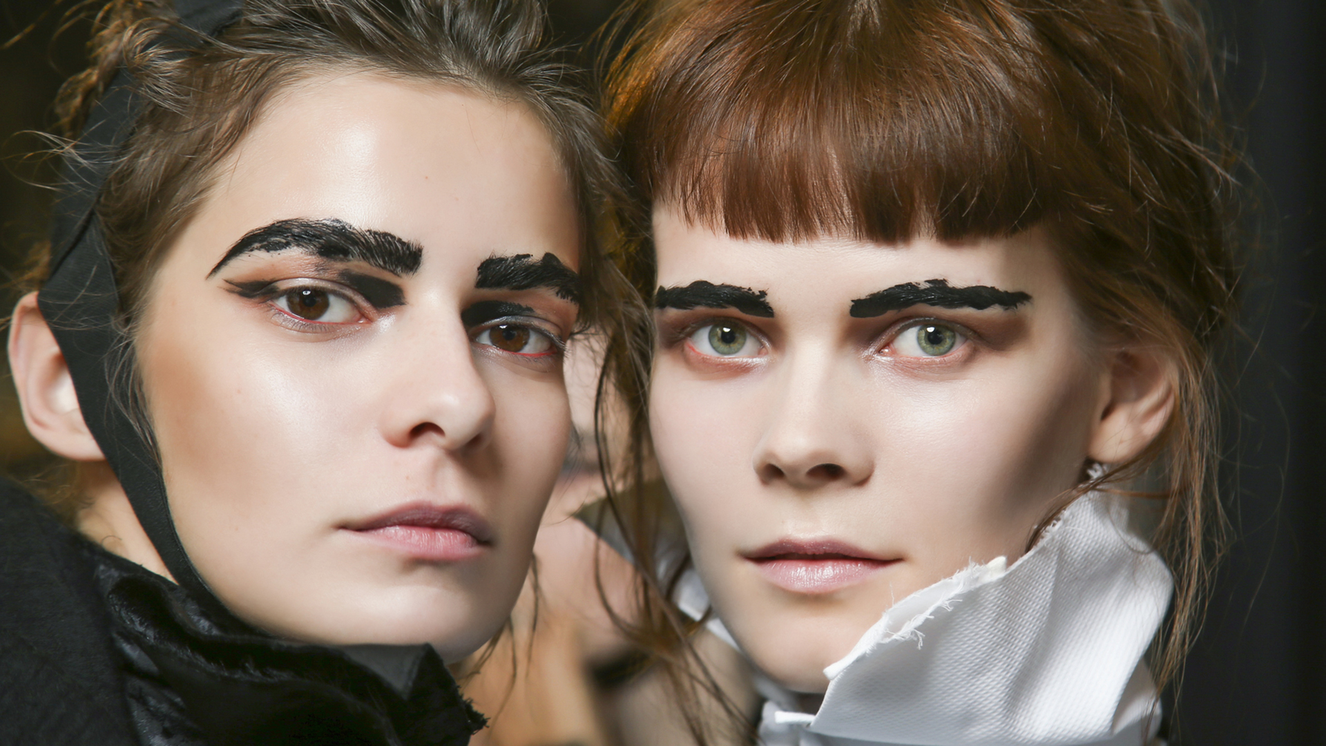 25 Artistic Brow Looks You've Never Seen Before