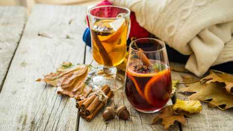 Delicious Scotch Cocktails to Cozy Up with Now That Fall's Officially Begun | StyleCaster