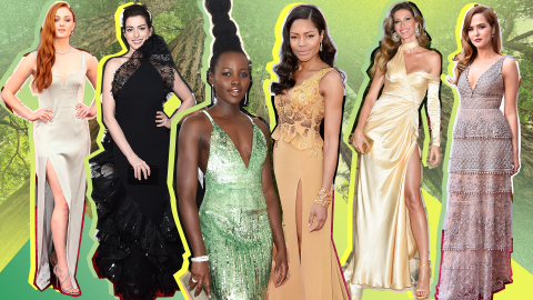 Beautiful Eco-Friendly Looks Celebs Have Worn on the Red Carpet | StyleCaster