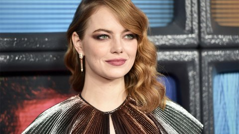We Weren't Expecting This Hair Color on Emma Stone | StyleCaster