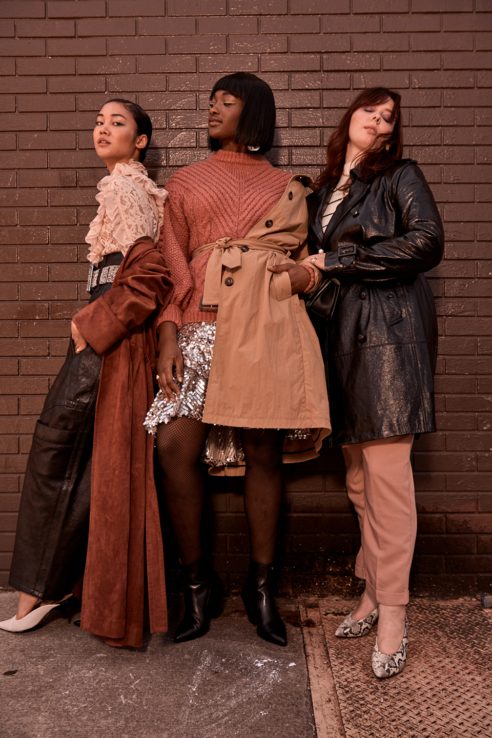 Fall Fashion Trends 2018   Muted Colors & Bold Shapes