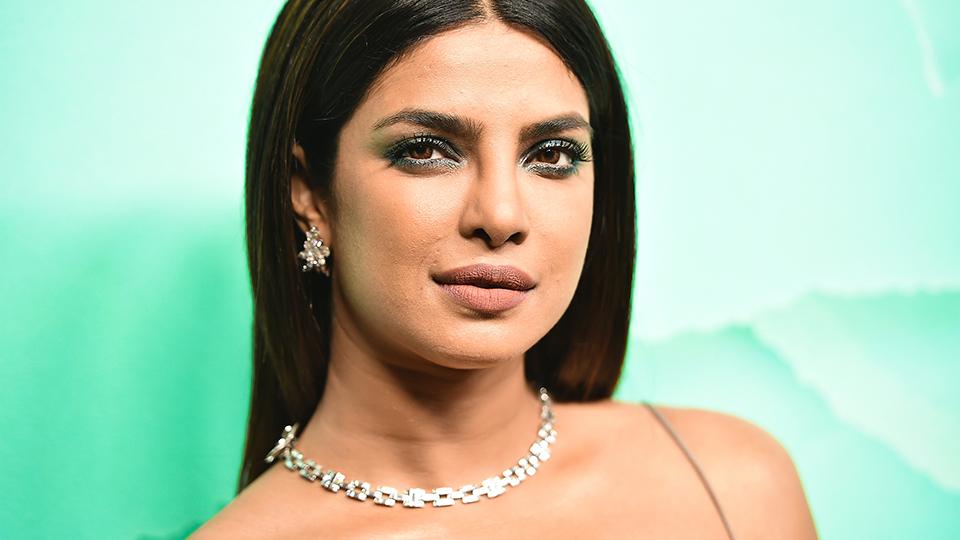 Priyanka Chopra Puts a Surprising Spin on the Monochromatic Trend