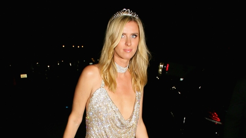 Did Nicky Hilton Really Dress as Her Sister for Halloween? | StyleCaster