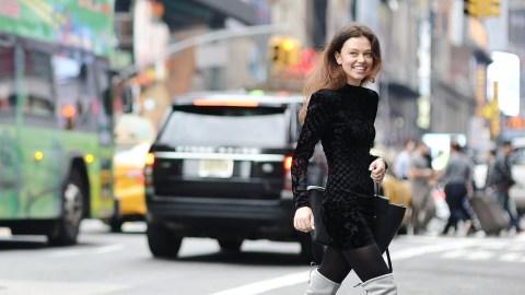 A Comprehensive Guide to Velvet Mini Dress Shopping | StyleCaster