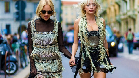 31 Fringe Dresses You Can Wear for Halloween and Beyond | StyleCaster