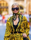 Want to Stay On-Trend This Season? Dress Like a Scarf