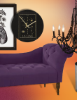 Edgy-Chic Halloween Decor Your Inner Goth Will Want to Keep Up Year Round