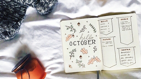 Literally Just 31 of the Prettiest Bullet Journals We've Ever Seen | StyleCaster