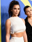 Kourtney & Kim Kardashian's Reactions To The Cali Wildfires Are Pissing Off...
