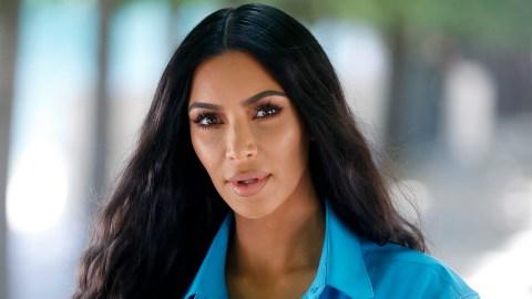 Kim Kardashian Accused of Photoshopping Her Eyes | StyleCaster