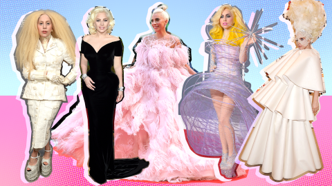 20 Lady Gaga Red-Carpet Looks That Will Go Down in Fashion History | StyleCaster