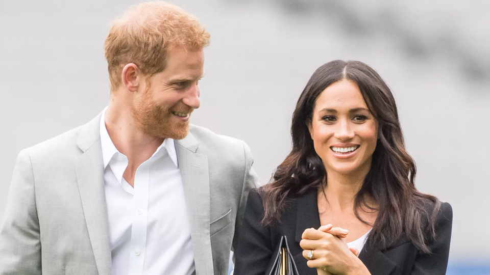 Meghan Markle and Prince Harry Are Officially Expecting Their First Child Together   StyleCaster