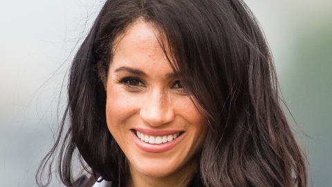 Meghan Markle's Shoes Broke the Queen's Number-One Royal Rule | StyleCaster
