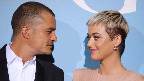 Orlando Bloom Trolled Katy Perry for Being 'Thirsty' for Justin Bieber | StyleCaster