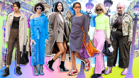23 Head-Turning Street Style Looks from Paris Fashion Week | StyleCaster