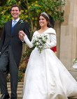 Every Jaw-Dropping Look from Princess Eugenie's Royal Wedding