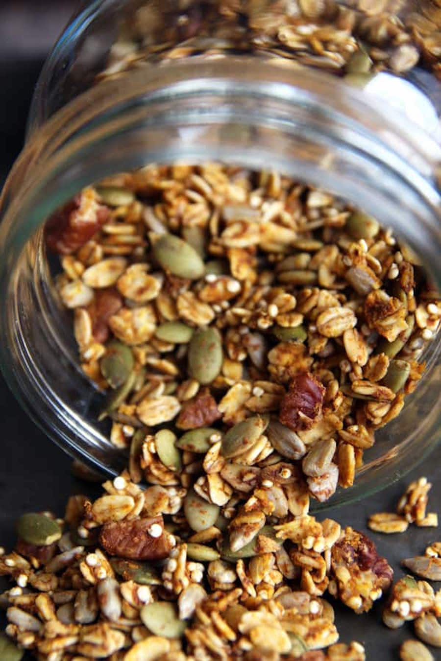 STYLECASTER | Pumpkin Seed Recipes