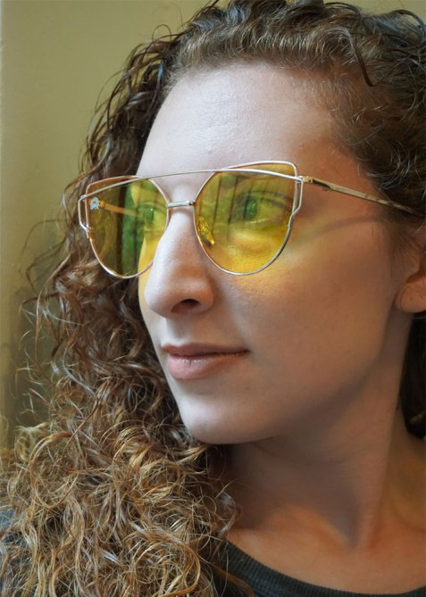 robyn chromotherapy 2 A Crash Course on the Wellness Benefits of Chromotherapy Glasses