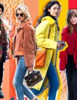 24 Colorful Ways to Wear Shearling This Season