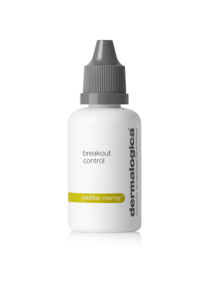 STYLECASTER | Beauty Products Made With Silver | Dermalogica Breakout Control Gel