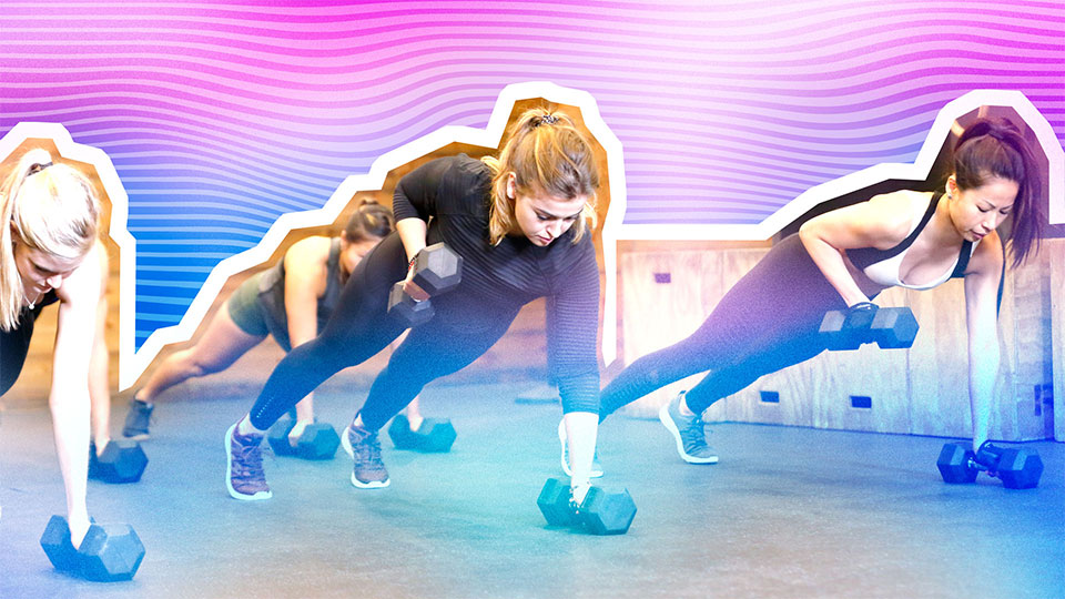 15 Trendy Workout Classes That Will Make You Feel Stronger