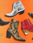 31 Genuinely Chic Ways to Shop Fall's Western Boots Trend