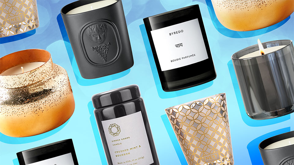 13 Beautiful Candles You'll Want to Burn All Winter Long