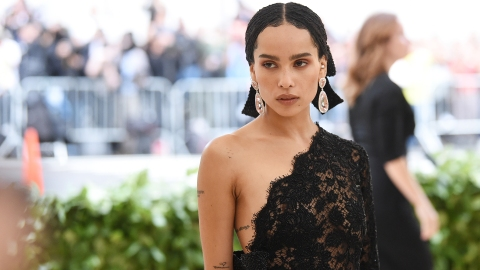 Zoë Kravitz Is Our New Catwoman & We Are Living | StyleCaster