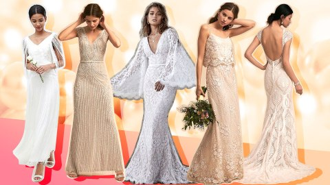 1920s-Inspired Wedding Gowns Any Pro-Vintage Bride Will Love | StyleCaster