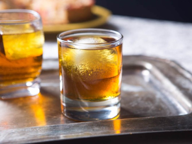12 Big-Batch Cocktails That'll Get Everyone Drunk at Your Holiday Party: Batch Old Fashioned Cocktails