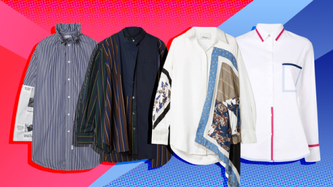 There's No Such Thing as Owning Too Many Button-Downs | StyleCaster