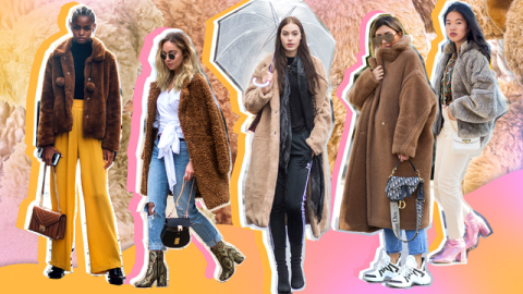 26 Not-So-Average Teddy Jackets to Shop This Fall | StyleCaster
