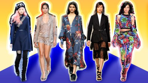 12 Asian Models Changing the Face of the Fashion Industry | StyleCaster
