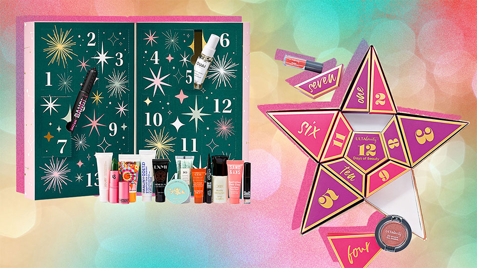 26 Beauty Advent Calendars You'll Keep Using After the Holidays